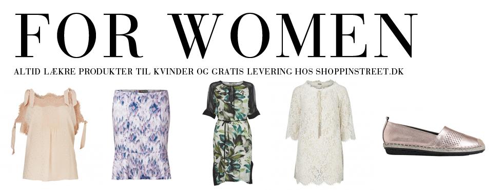 Kvindetøj - ShoppinStreet.dk - Roskilde